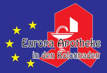 Bild Europa Apotheke in den Europa Kolonnaden