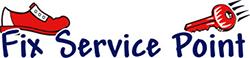 Logo Fix Service Point Flörsheim Kolonnaden