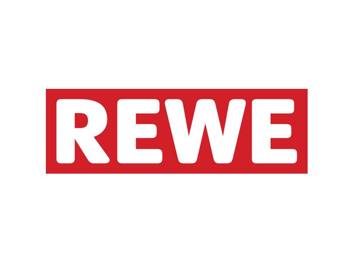 REWE Logo Flörsheim Kolonnaden