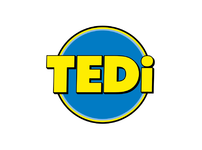 TEDI Logo Flörsheim Kolonnaden